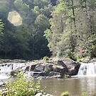 upper Linville Falls by ericb