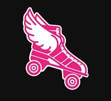 Flying Roller Skate Unisex T-Shirt