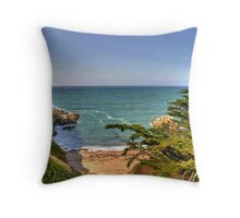 Montana del Oro,CA Throw Pillow