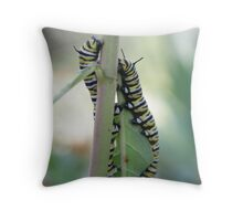 Look How They Have Grown! Throw Pillow