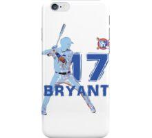 Chicago Cubs Kris Bryant iPhone Case/Skin