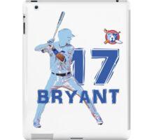 Chicago Cubs Kris Bryant iPad Case/Skin