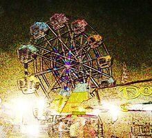 Ferris Wheel by Alison Pearce