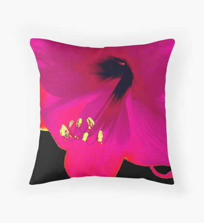 Tempt Me Throw Pillow