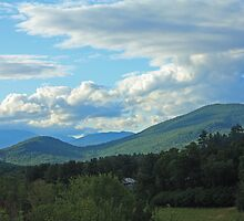 White Mountains Majesty by AntonLee