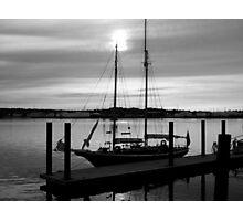The Jones at Sunrise Photographic Print