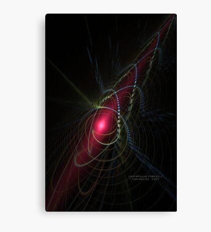Centrifigul Forces 2 Canvas Print