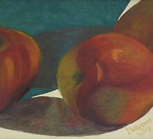 manzanas rojas II by coralina