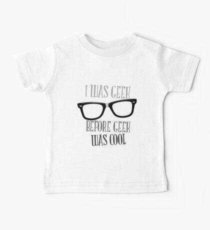 Geek Pride Baby Tee