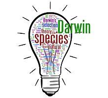 Darwin's Big idea Photographic Print