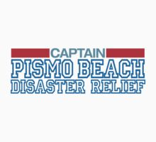 Clueless - Captain of the Pismo Beach Disaster Relief by Call-me-dickie