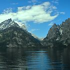 Grand Teton Reflections by Susan Russell