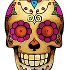 Day of the dead by TeeArt