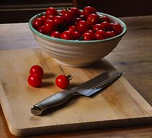 Sweet Cherry Tomatos by JRCollection