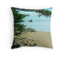 On The Glooscap Trail Throw Pillow