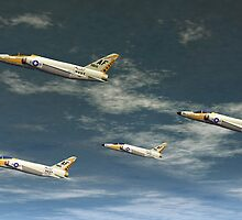 Navy Tigers by Walter Colvin