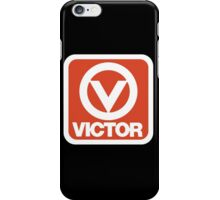 Victor Oil Seals iPhone Case/Skin