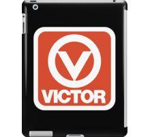 Victor Oil Seals iPad Case/Skin