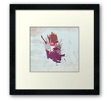 Reprise Framed Print