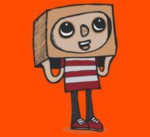 BoxBoy Kids Tee