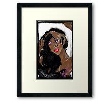 Doll.11 Framed Print