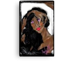 Doll.11 Canvas Print