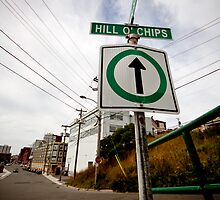 Hill O'Chips by Stephen Rowsell