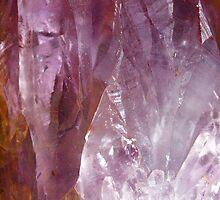 The Hidden Land - Fire Caves by Aileen David