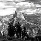 yosemite wilderness by Bruce  Dickson