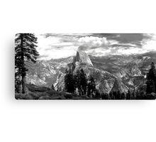 yosemite wilderness Canvas Print