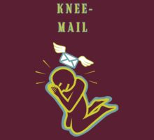 Knee Mail by weirdpuckett