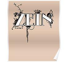 Zein Poster