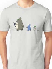 Totoro March! Unisex T-Shirt