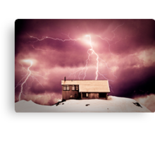 Let There Be Light! Canvas Print