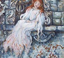 Sleeping Girl by Deborah Conroy