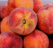 Peaches by Jeffrey  Sinnock