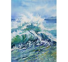 Wave 1 Photographic Print