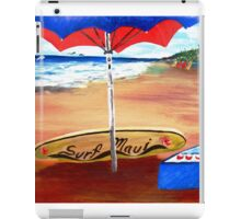 Surf Maui.....'69 iPad Case/Skin