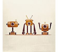 Robothood Photographic Print