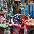 Hosier Lane. by CourtneyE