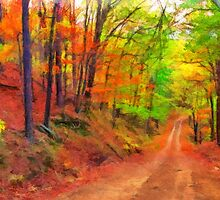 My Fall Palette by JohnDSmith