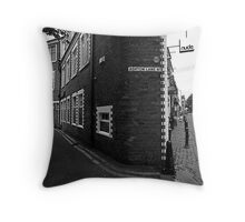 Ashton Lane Throw Pillow