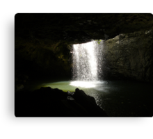 Springbook National Park - Natural Arch Canvas Print