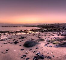 Lanzarote Sunset by Daniel Davison