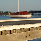 Jetty - Balmoral Bay by Rochelle Buckley