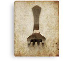 fork Canvas Print