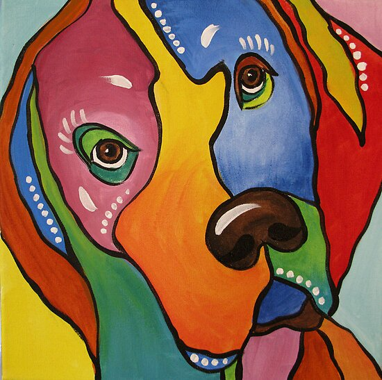 Dog by vitbich