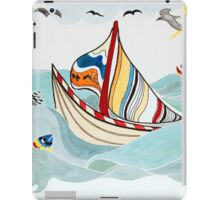 Sail Me Away iPad Case/Skin