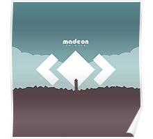 Madeon Logo - Adventure Poster