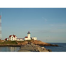 East Point Lighthouse Photographic Print